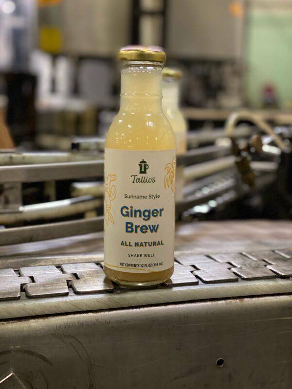 Ginger Brew