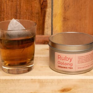 Ruby Oolong Organic Tea