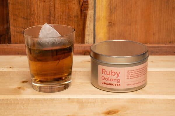 Ruby Oolong Tea